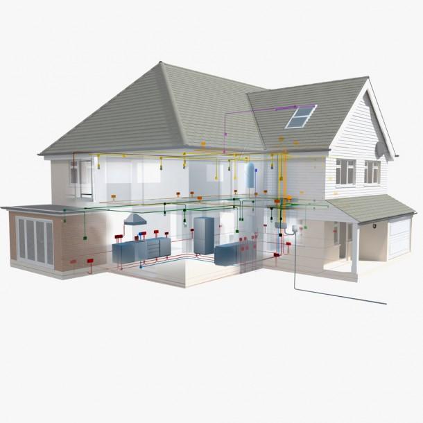 Otthonainkat is behálózzák az elektromos vezetékek