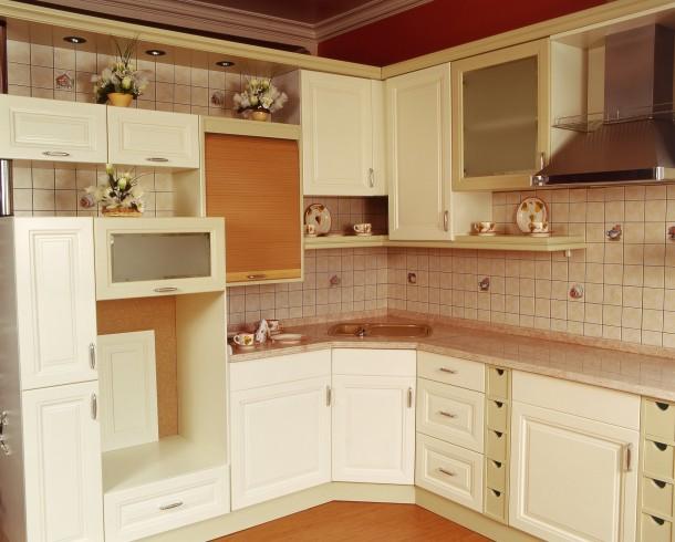 Klasszikus pasztell konyha