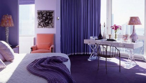 Nőies hideg hálószoba