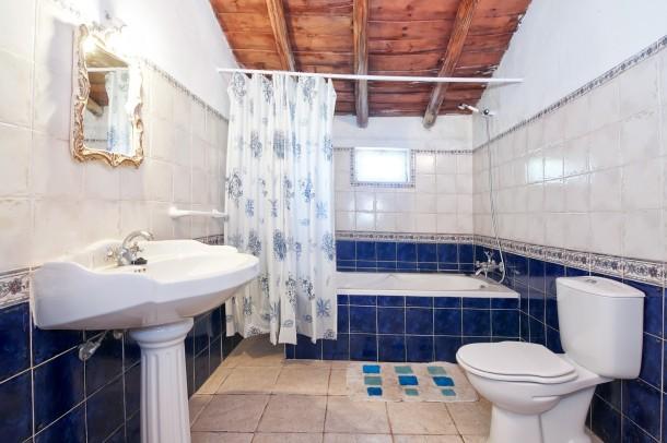 Retro hideg fürdőszoba