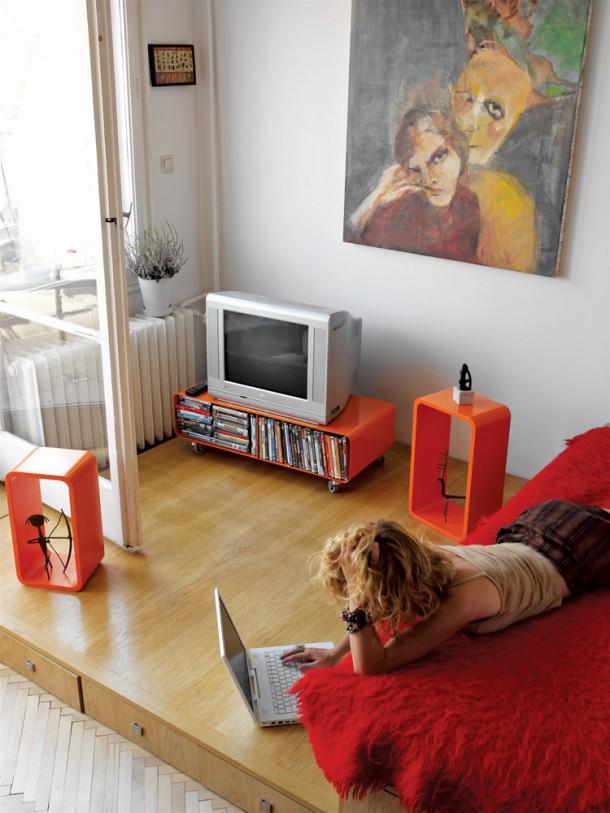 21 tipp, hogy kis lakásod nagyobbnak tűnjön