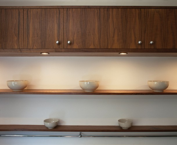 Cupboards and Shelves