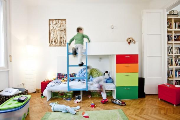 Motivációs emeletes ágy – Így készítheted el te is!