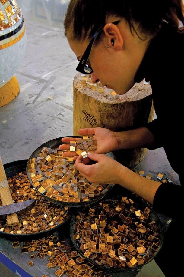 Handmade Gold 08