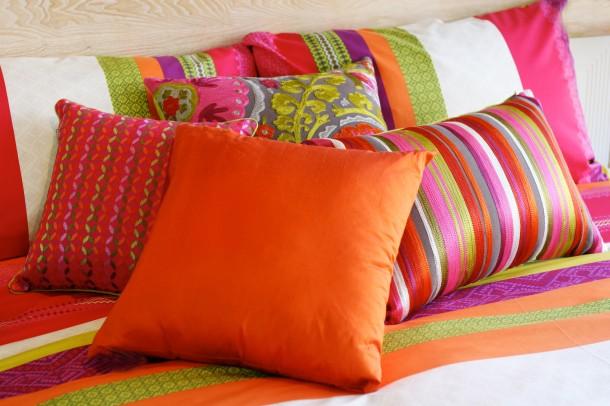3 alapszabály, hogyan dekorálj textillel