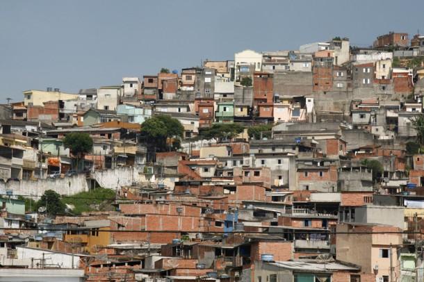 Bádogviskók, ez is Brazília