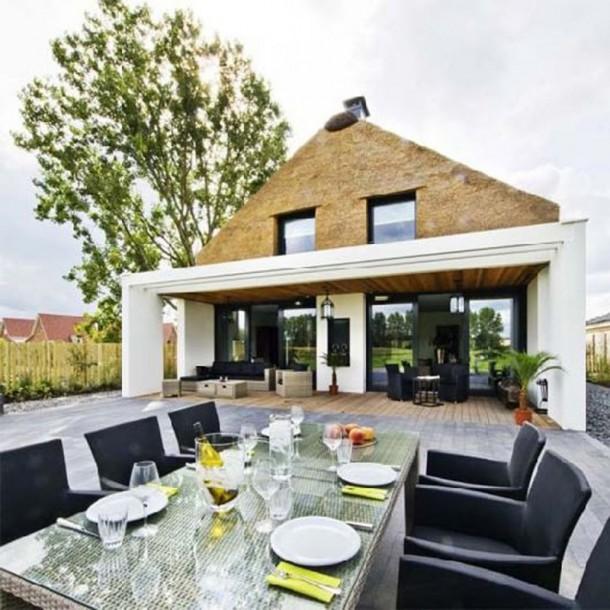 Ilyenek a holland otthonok: Törj az ég felé!