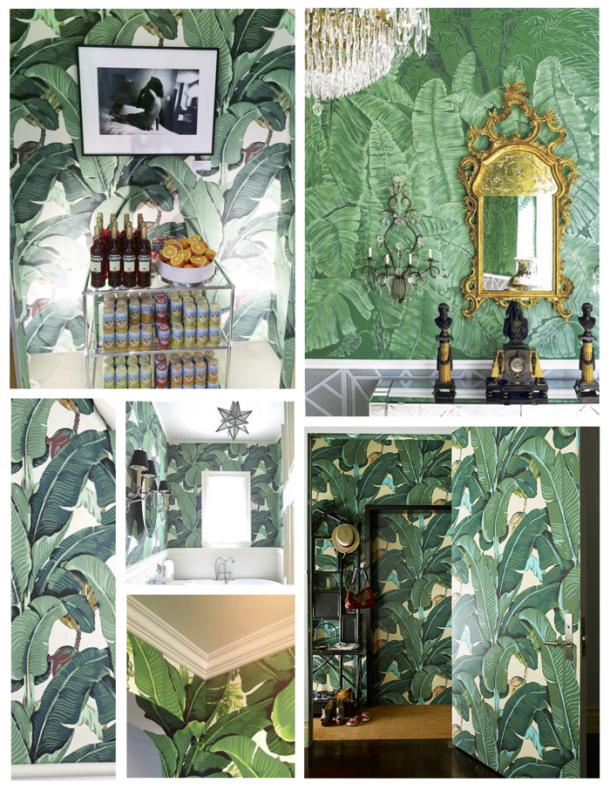 5 tipp, hogyan dekoráld otthonodat nagylevelű tapétával!