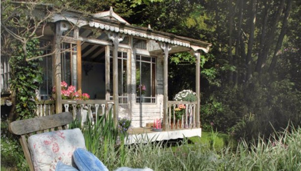 Alkoss magadnak kerti lakot!
