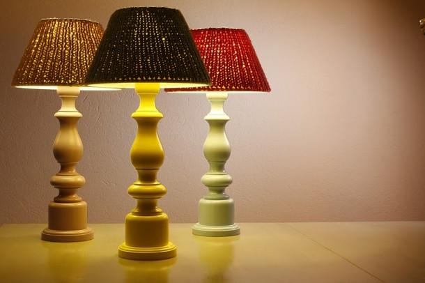 Több fényt! – Franta Ági lámpái
