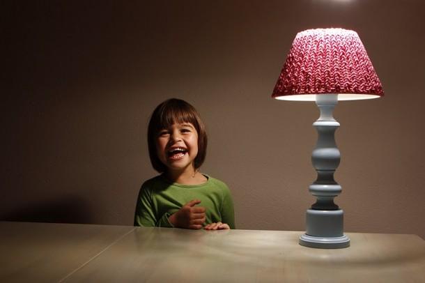 Több fényt! - Franta Ági lámpái