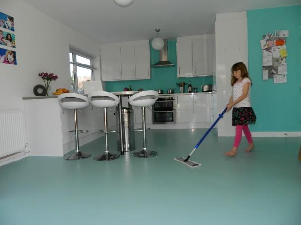 Egyik legnagyobb előnye a könnyű tisztíthatóság
