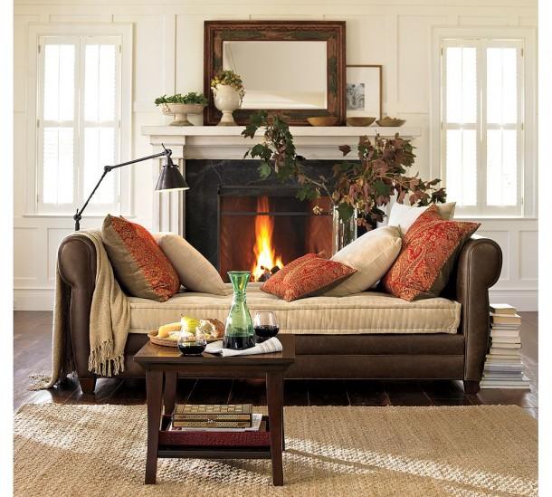 Színek és textilek őszre hangolva