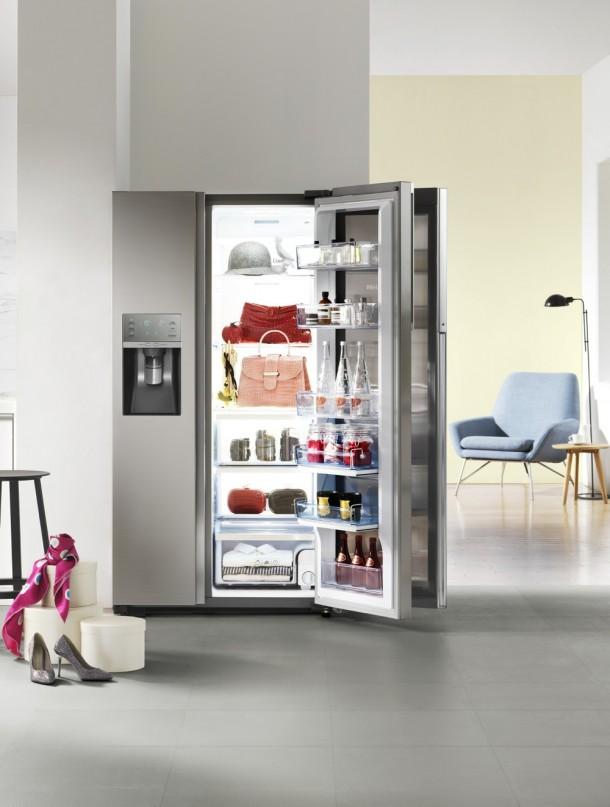 Hűtőnek álcázott gardrób vagy fordítva