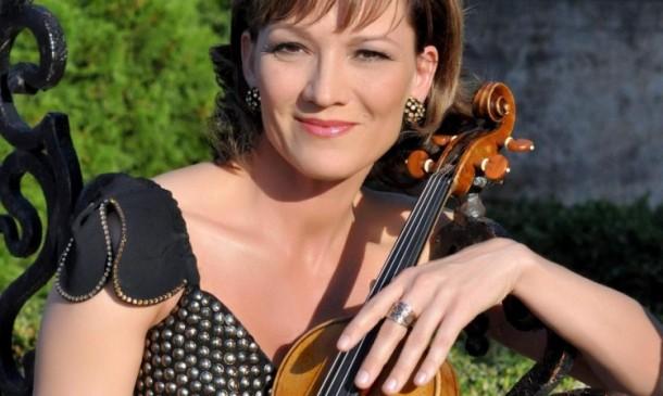 Illényi Katica otthona – Vendégségben a hegedűművésznél