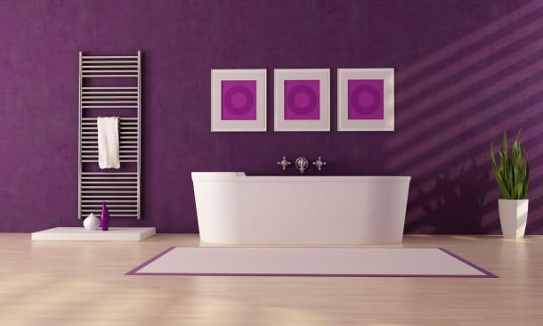 A fürdő felfűtése