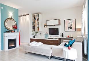 Igazi kedvenc: 100 négyzetméteres budapesti álomotthon