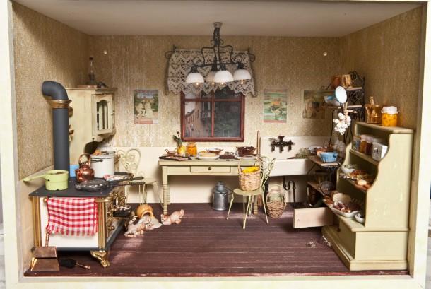 Miniatűr konyha