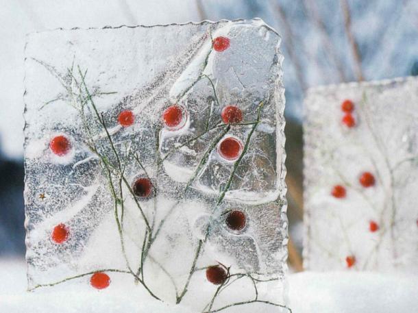 Dekorációváltás: őszből a télbe
