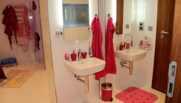 Álomfürdőszoba kislányoknak