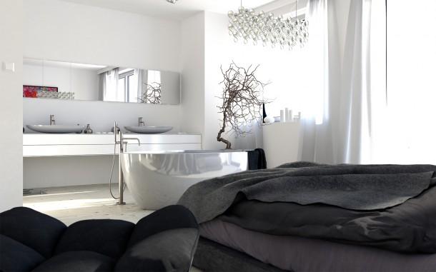 A fürdő szobásítása jellemző trend
