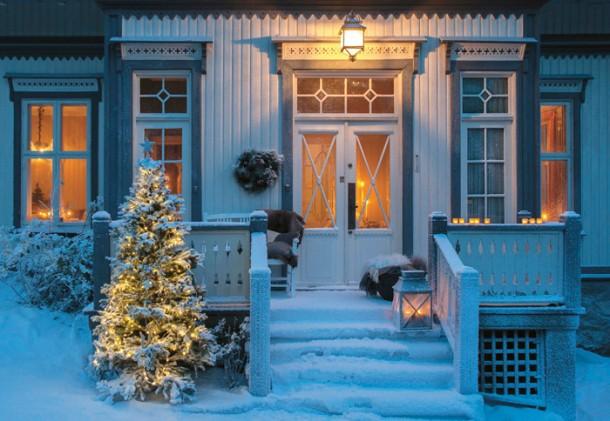 Karácsonyi fényszigetek