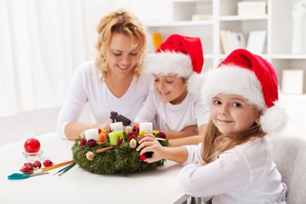 10 tipp, hogy készüljön együtt az egész család az ünnepre!