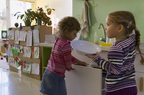 A kicsik a gyakorlatban tanulják meg a szelektív hulladékgyűjtést