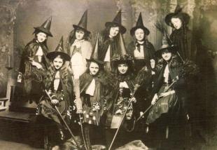Boszorkányos történet