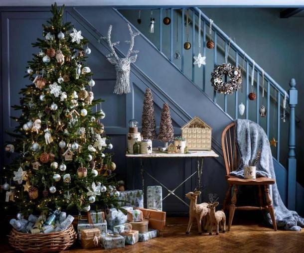 A 2014-es karácsonyfadíszítési trendek