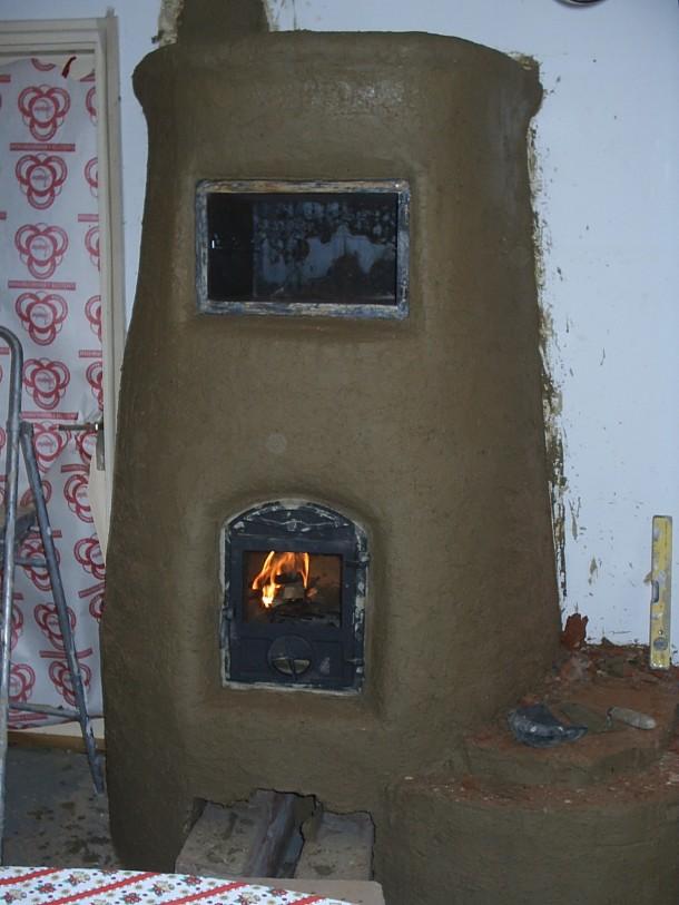 Búboskemence, a ház forró szíve