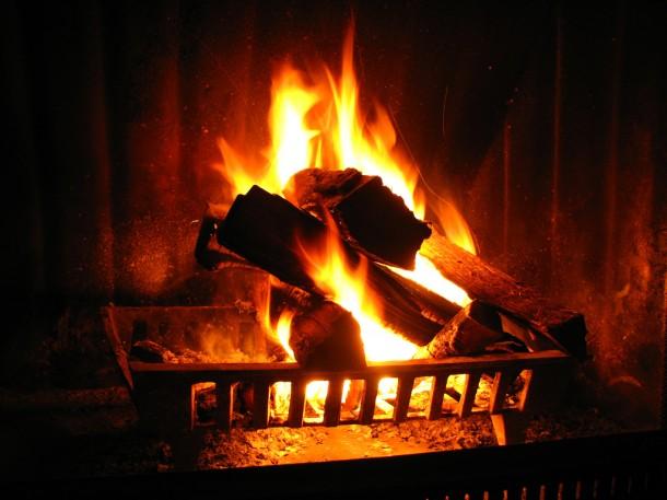 A tűz az otthon lelkét adja