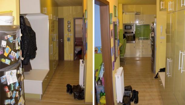 Ebben az óbudai újépítésű 62 nm-es lakásban kezdett új életet anya és fia
