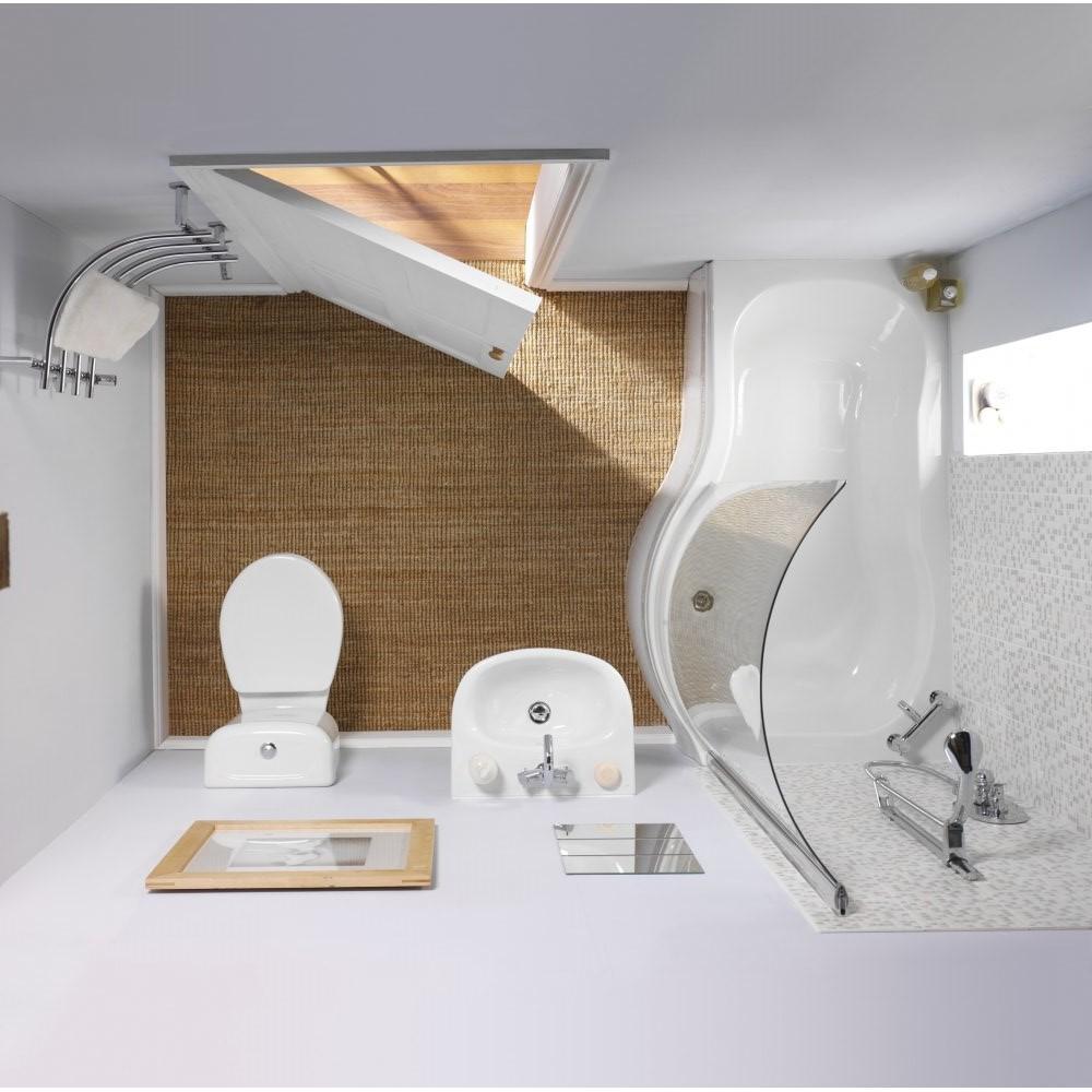 Fundamenta – Otthonok és megoldások 5+1 tipp kicsi fürdőszobához - Fundamenta - Otthonok és ...