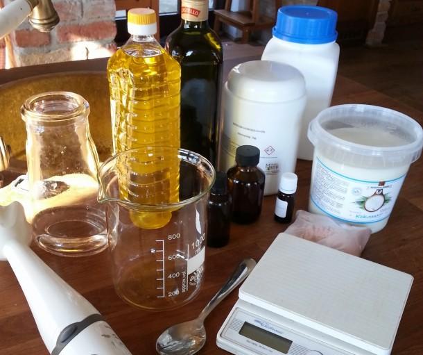 Készíts vegyszermentes szappant otthon!
