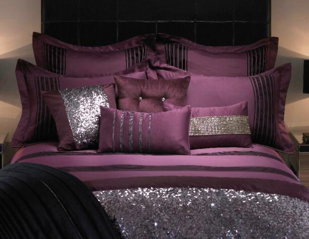 Lila ezüsttel: a luxus csillogása
