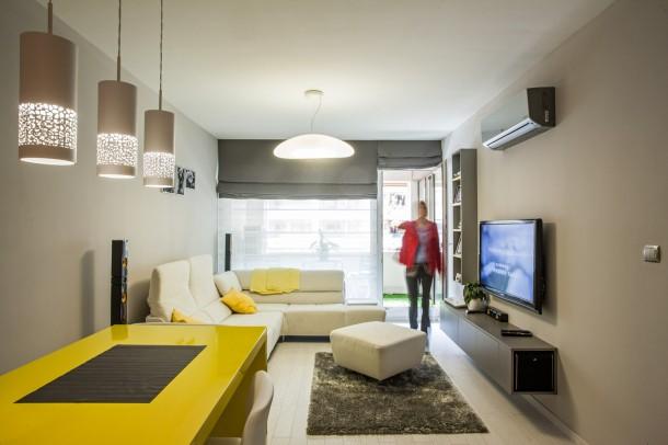 Élet a Józsefvárosban – Ilyen egy 2 szobás lakás a Corvin Sétányon