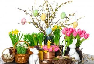 Húsvétra hangolva: 5+1 dekorációs tipp