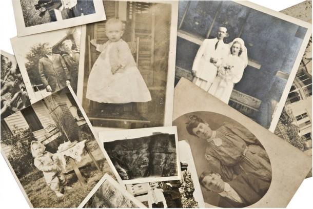 Régi családi képek a Rákok gyengéi