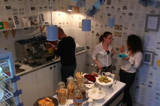Édesem: egy modernül házias cukrászda