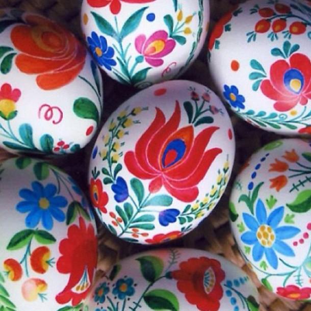 Itt a húsvét: dekorálj népiesen!