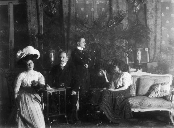 A rendezvény kapcsán felsejlik a régi Budapest élete