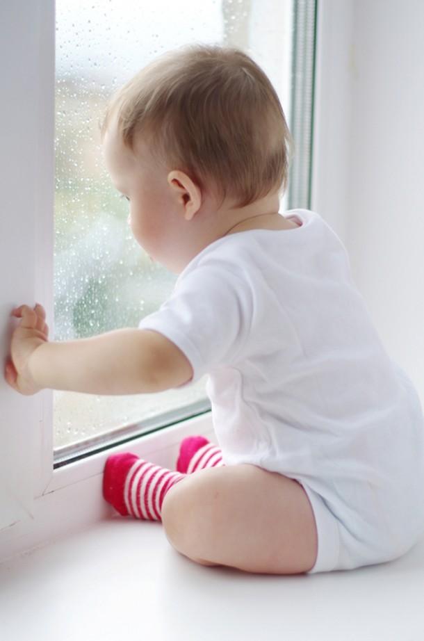 Biztonságos otthont a gyereknek!