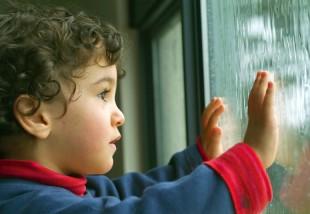 Mit csináljunk a gyerekkel, ha esik?