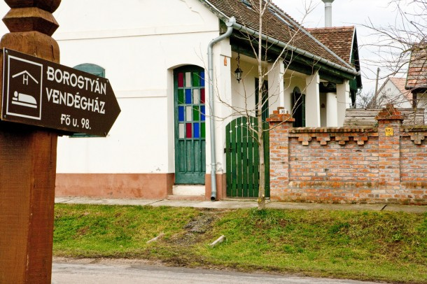 Bemutatunk egy imádnivaló palkonyai vendégházat!
