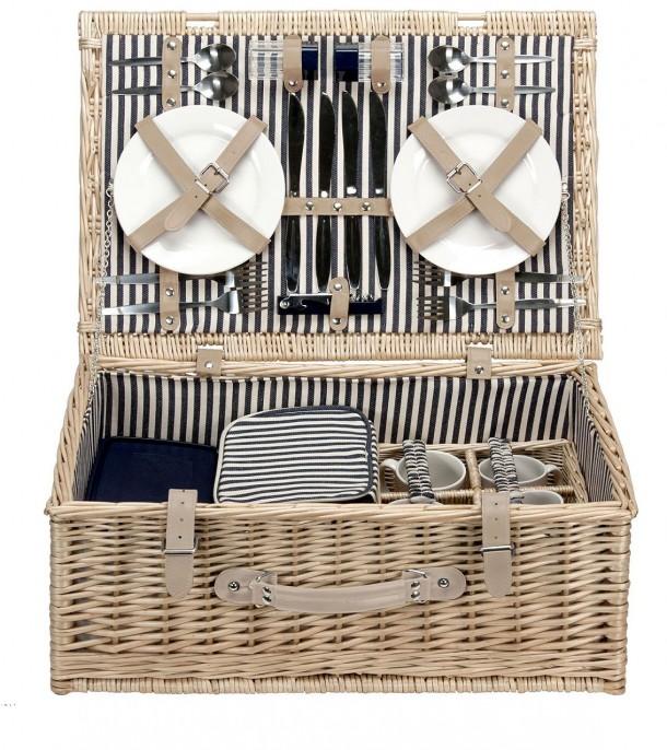 A piknikkosár alapkellék