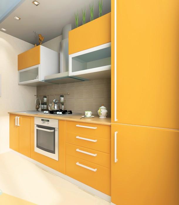 Környezetbe simulva: a beépített hűtő