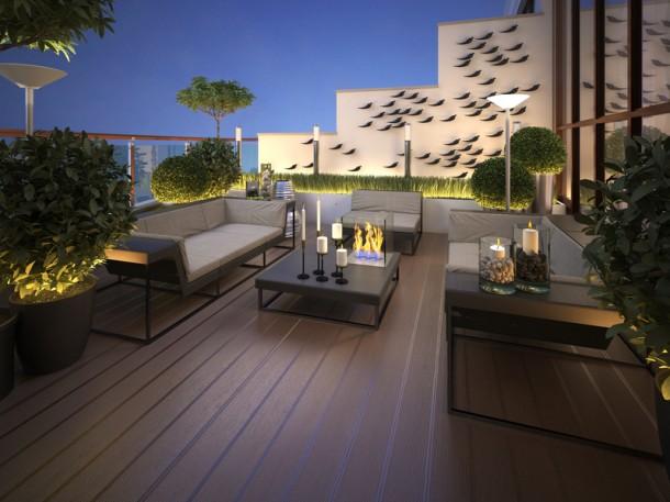 Fundamenta otthonok s megold sok az otthonos terasz 5 - Iluminacion pergolas ...