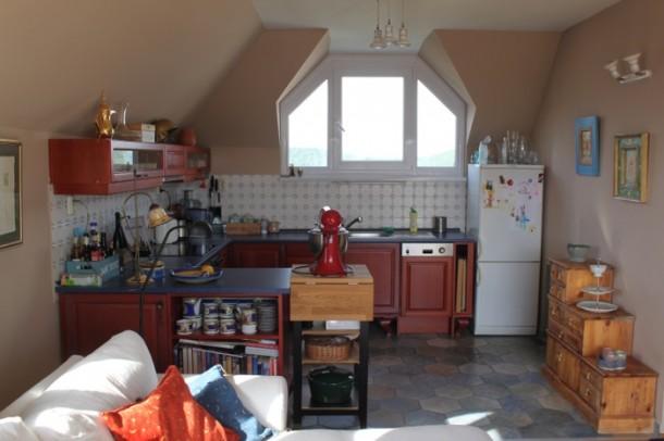 Olyan nincs, hogy túl nagy konyha – Egy gasztroblogger otthona