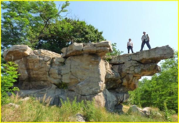 A nevezetes Ingó-kő